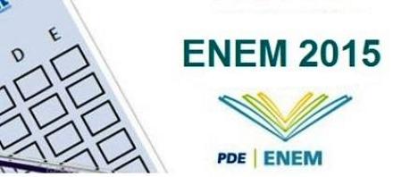 Imagem: Divulgação - ENEM 2015