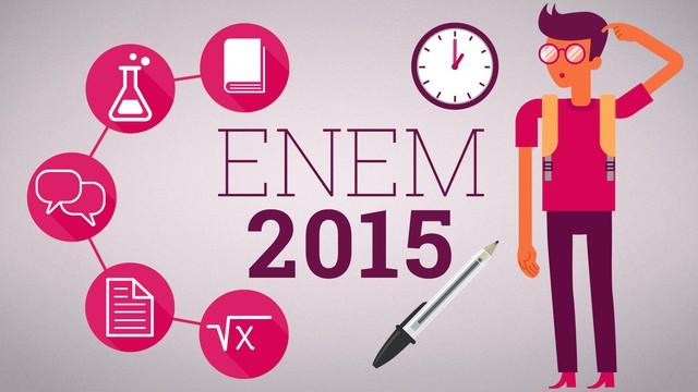 Entenda com ose preparar para oEnem 2015 (Foto: Divulgação)