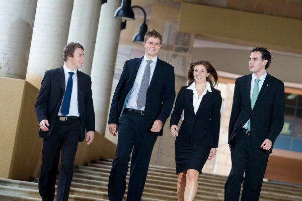 Alunos de Direito (Foto: Divulgação)