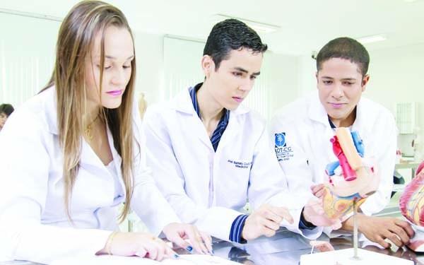 Estudantes de Medicina (Foto: Divulgação)