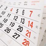 Calendário Enem 2018