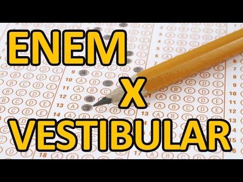 O ENEM – Exame Nacional do Ensino Médio – e o vestibular são duas provas muito aguardadas por milhares de estudantes. (Imagem: Divulgação)