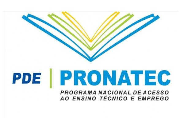 Pronatec 2018. (Imagem: Divulgação)
