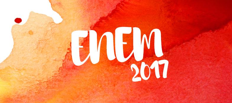 calendário do ENEM 2018